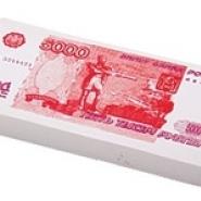 Антистресс  Пачка денег